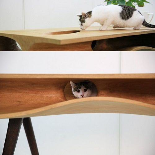 CATable, by LYCS architecture y Ruan Haro - III